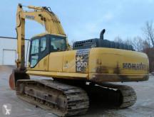 Komatsu PC300 PC300LC-7 used track excavator