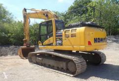 Komatsu PC290LC-11 used track excavator