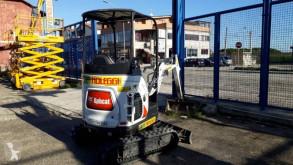 Bobcat E17Z used mini excavator