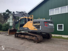 Volvo EC 250 D L *VERY GOOD CONDITION** - pásová lopata použitý