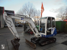 Escavadora Hitachi ZX 35 3.5 ton Verkocht / Sold mini-escavadora usada