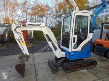 Excavadora Hitachi ZX 17 U-2 CLR Verkocht miniexcavadora usada