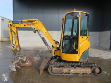 Yanmar VIO 30 used mini excavator