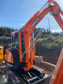 Mini escavatore Doosan DX35 Z
