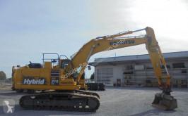Excavadora excavadora de cadenas Komatsu HB215LC-2