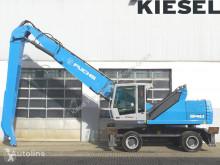Excavadora Fuchs MHL340 E excavadora de manutención usada