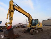Komatsu PC 290 NLC-10 used track excavator