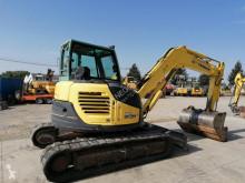 Yanmar VIO 80-U used track excavator