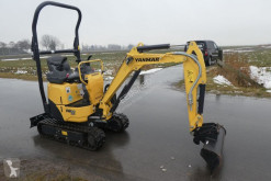 Yanmar mini excavator VIO12 DEMO