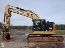 Caterpillar 335 F L CR used track excavator
