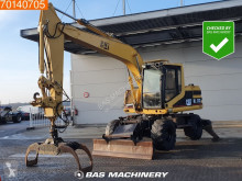 Excavadora Caterpillar M312 excavadora de ruedas usada