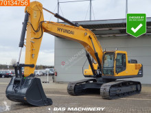 Hyundai R340 L NEW UNUSED - TIER ENGINE used track excavator