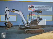 Excavadora Bobcat 334G miniexcavadora usada