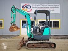Excavadora IHI 25 vx miniexcavadora usada