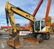 Caterpillar M318D escavatore gommato usato