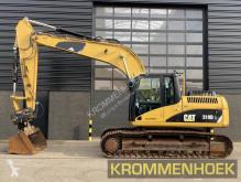 Excavadora Caterpillar 319 DLN excavadora de cadenas usada