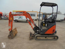 Hitachi ZX17U-2 used mini excavator