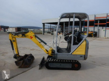 Wacker Neuson ET 16 used mini excavator