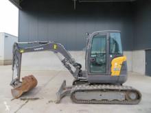 Volvo ECR 48 C used mini excavator