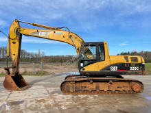 Caterpillar track excavator 320CL