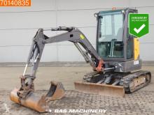 Excavadora Volvo ECR25 D 2 BUCKETS miniexcavadora usada