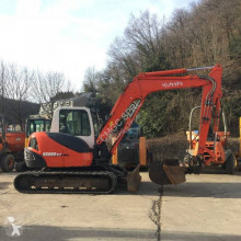 Kubota KX080-3 used mini excavator