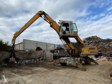 Liebherr A924Litronic used industrial excavator