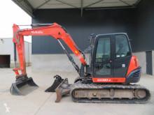 Kubota KX 080-4 used mini excavator