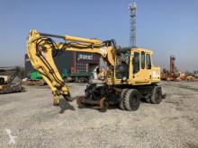 Atlas 1604 K ZW / Zweiwegebagger / Pratzen used wheel excavator