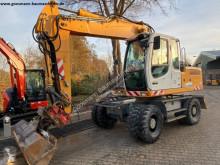 Excavadora excavadora de ruedas Liebherr A 900 C Litronic