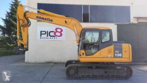 Komatsu PC130-7 pásová lopata použitý