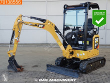 Caterpillar mini excavator 301.7CR EX DEMO - QUICK COUPLER - BUCKET