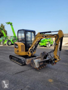 Caterpillar 302.7D used mini excavator