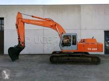 Excavadora Fiat-Hitachi FH220LC excavadora de cadenas usada
