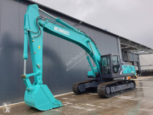 Kobelco SK350 LC-8 used track excavator
