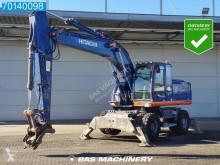 Escavatore gommato Hitachi ZX210W-3