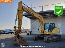 Komatsu PC210LC used track excavator