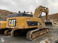 Excavadora Caterpillar 345D LME excavadora de cadenas usada