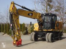 Excavadora Caterpillar Caterpillar M322F Mobilbagger TOP! excavadora de ruedas usada