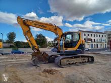 Hyundai Robex 145 LCR used track excavator