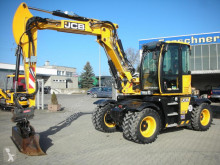 JCB excavator Hydradig Hydradig JS110W - 40 km/h mit Oilquick OQ45-5