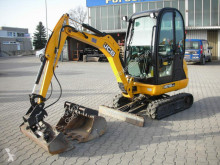 JCB mini excavator 8018 8018 CTS / 2 Tieflöffel + 1 hydr. Planierlöffel