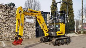 New Holland E10SR used mini excavator