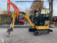 Caterpillar mini excavator 301.8