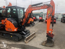Hitachi ZX33U-5 mini pelle occasion
