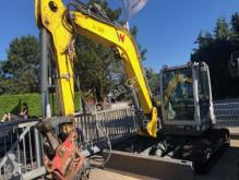 Escavadora escavadora de lagartas Wacker Neuson EZ80