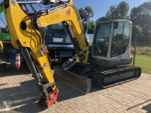 Wacker Neuson EZ80 used mini excavator