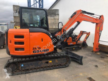 Hitachi ZX65USB-5P used mini excavator