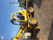 Komatsu wheel excavator PW95R-2