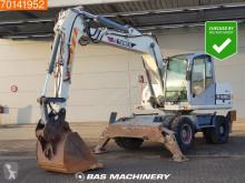 Escavadora Terex TW 170 escavadora de rodas usada